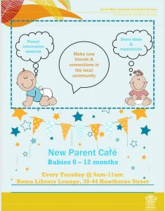 New Parent Cafe