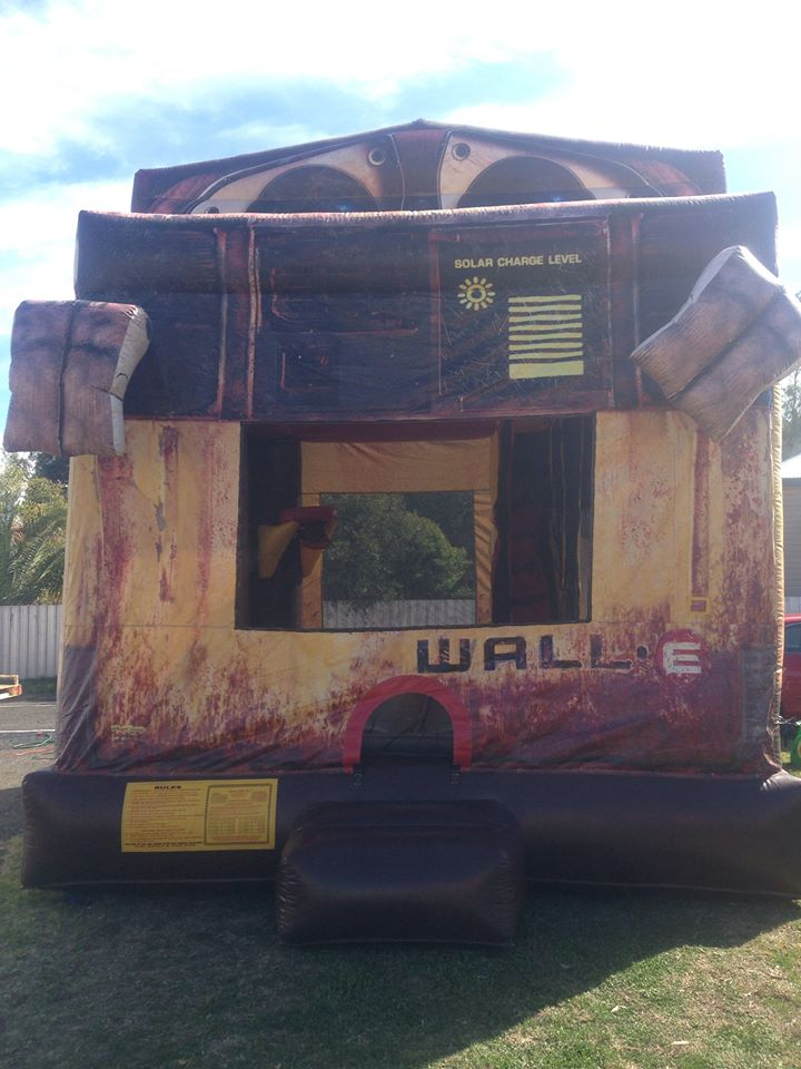 Apex Jumping Castle
