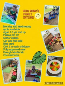 Miss Ninas Family Day Care