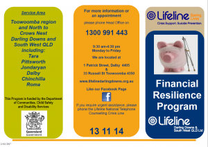 Lifeline Financial Counselling