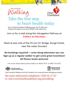 Walking Group Heart Foundation2