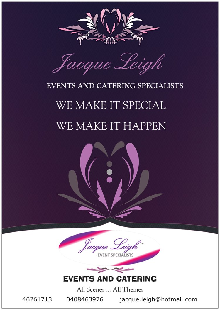 Jacque large event specialists