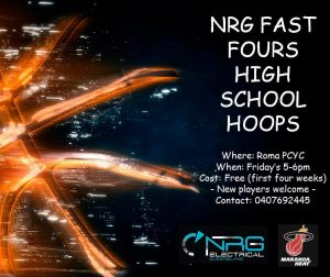 NRG Fast Four Hoops