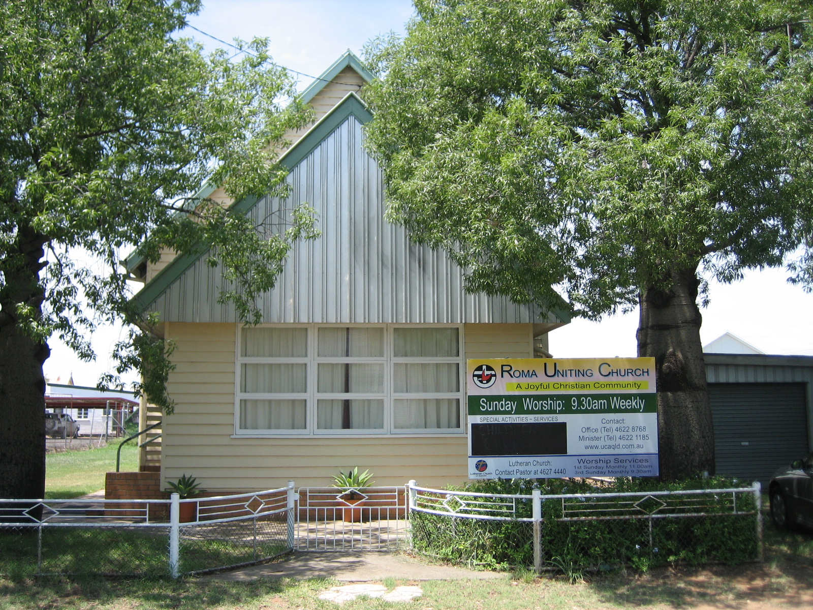 Roma Uniting Church