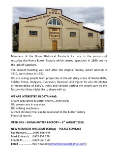ROMA HISTORICAL PRECINCT INC.docx INFORMATION-1