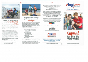 Anglicare Disability Services