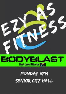 Ezy As Fitness