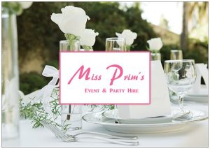 Miss Prims Event & Party Hire