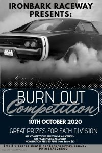 Burn Out Competition