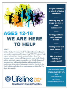 Lifeline Youth Assistance