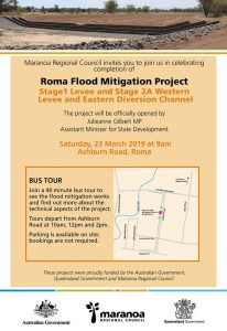 Flood Miitgation Tour