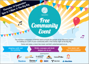 Free Community Event at Mens Shed