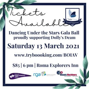 Dancing under the stars 2021a