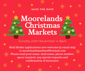 Moorelands Christmas markets