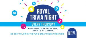 Royal Trivia Night