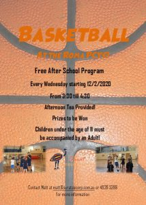Basketball FLyer