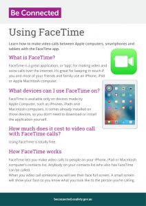 BeConnected_Tipsheet_UsingFaceTime_01_English-1