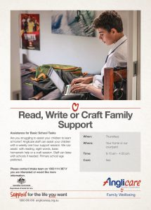 Read Write and Craft Sessions Anglicare_-1