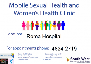 Mobile Sexual Health and Women's Health Clinic