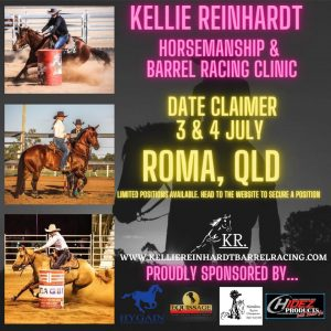 Kellie Reinhardt Riding Clinic