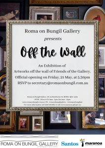 ROBG Off the Wall Art exhibition Flyer-1